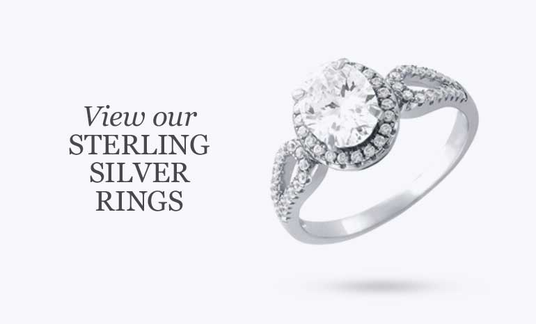 view our sterling silver rings wholesale jewellery