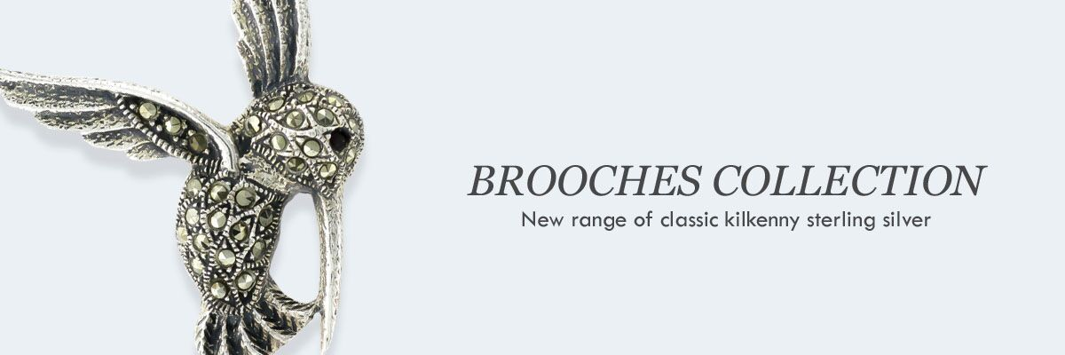 wholesale jewellery sterling silver brooches