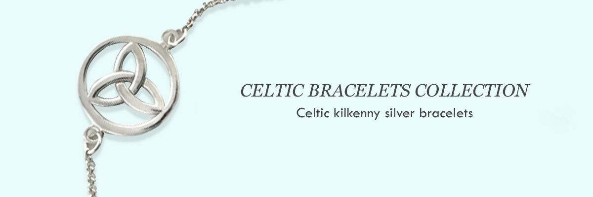 wholesale jewellery celtic silver bracelets